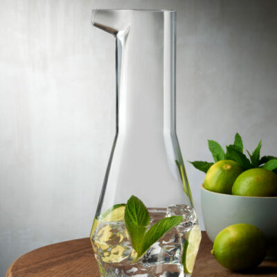Beak Water Carafe Clear by Nude