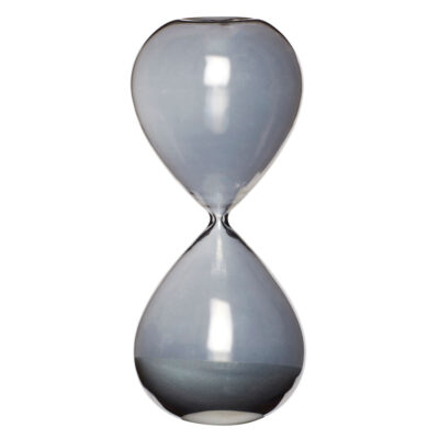 Hourglass Smoked by Hubsch