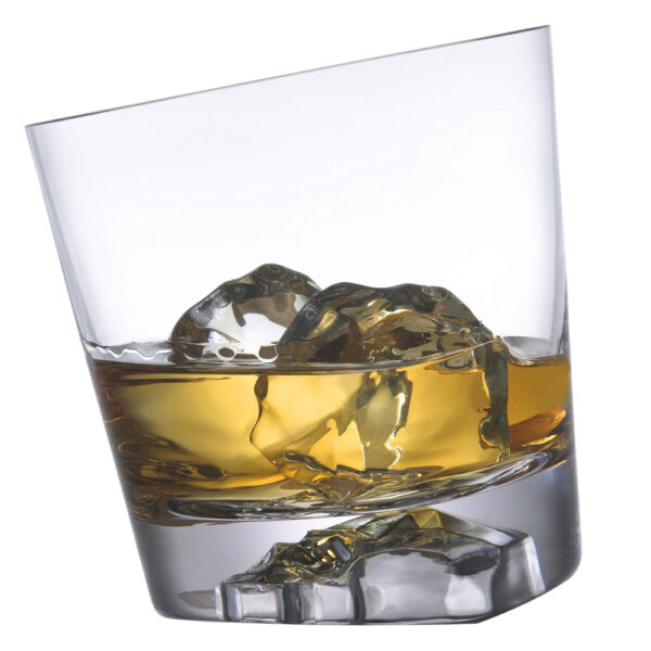 Memento Mori set of 2 Whisky Glasses by Nude