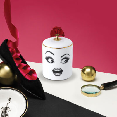 Prankster Scented Candle by Lauren Dickinson Clarke