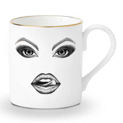 Provocateur Mug by Lauren Dickinson Clarke