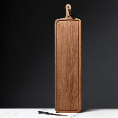 bread board xl slim fit wood walnut by Dutchdeluxes