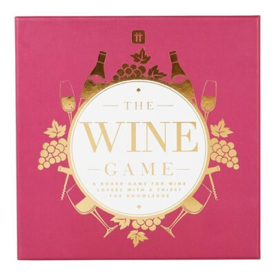 the wine game by talking table