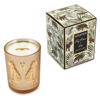 Fig scented candle by Abhika