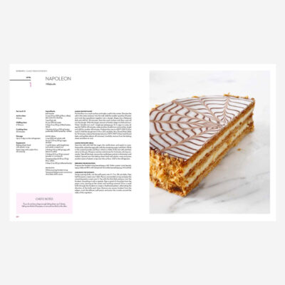 French Pâtisserie : Master Recipes and Techniques from the Ferrandi School of Culinary Arts