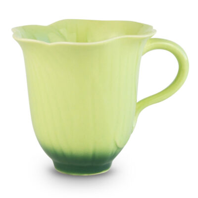 Lily Green Mug by Neavita