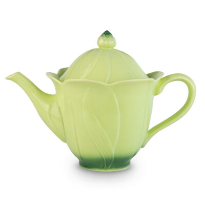 Lily Green teapot by Neavita