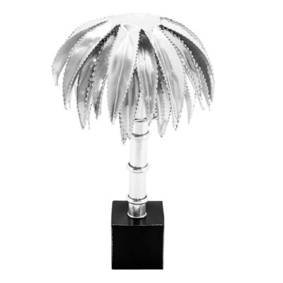 Palmery table lamp silver by Abhika