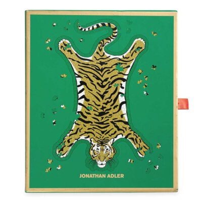 Safari 750 pieces shaped Tiger puzzle by Jonathan Adler