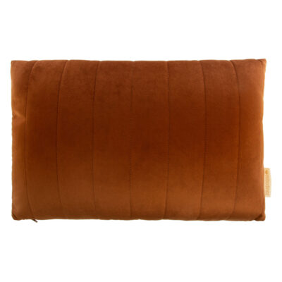 Akamba cushion savanna velvet wild brown by Nobodinoz