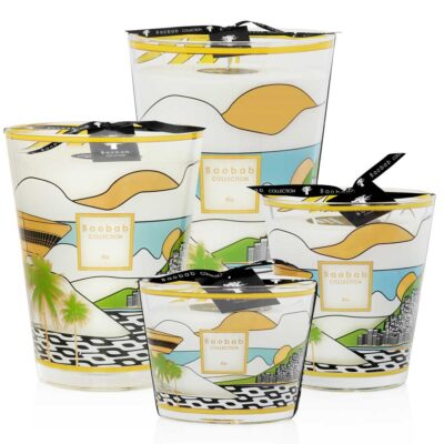 Cities rio candle by Baobab collection