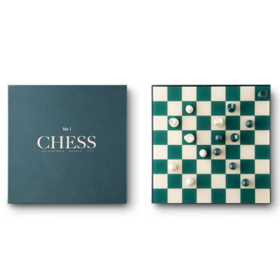 Classic game chess by Printworks