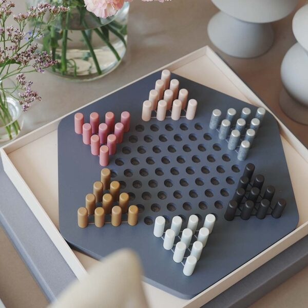 Classic game chinese checkers by Printworks