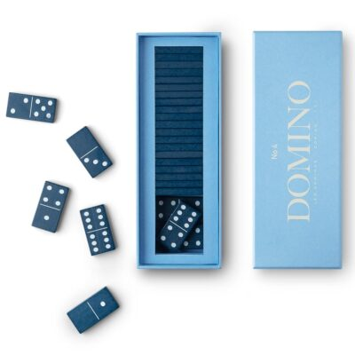 Classic game domino by Printworks