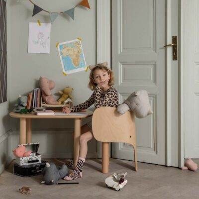 kids Elephant Table by EO