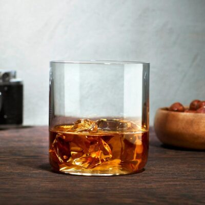 Finesse Set of 4 Whisky DOF Glasses by Nude