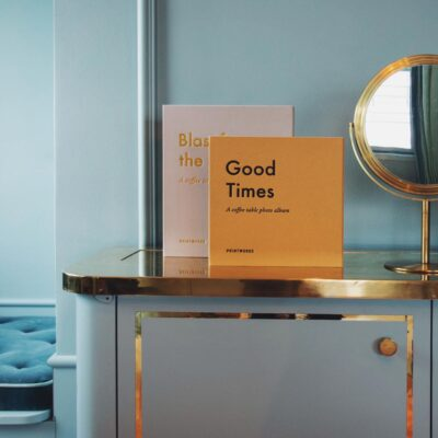 Good times photo album by Printwork