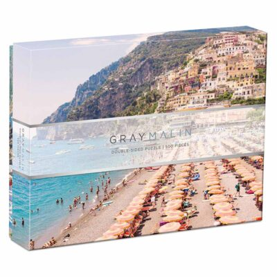 Gray Malin sided italy puzzle 500 pieces
