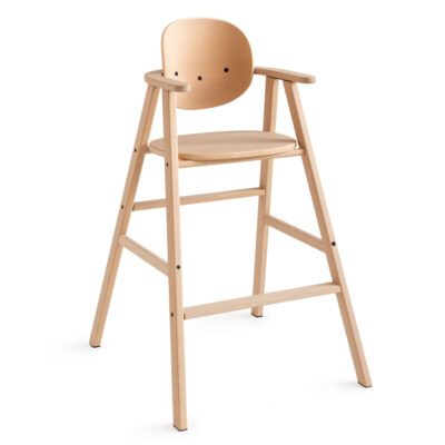 Growing green high chair by Nobodinoz