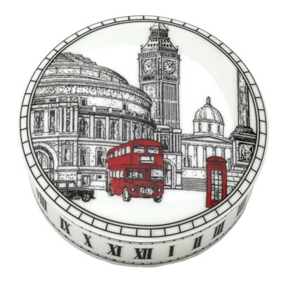 London icons trinket box by Halcyon days