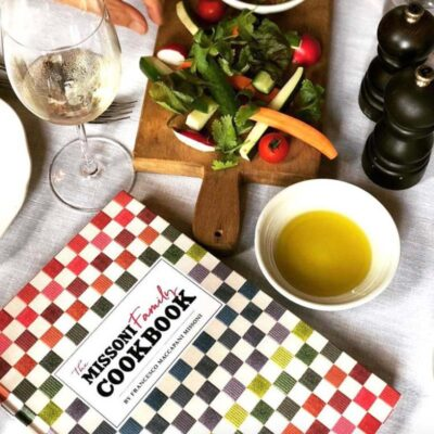 Missioni family cookbook by Assouline