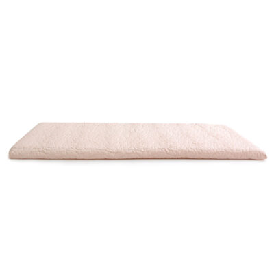 Monaco floor mattress bloom pink by Nobodinoz
