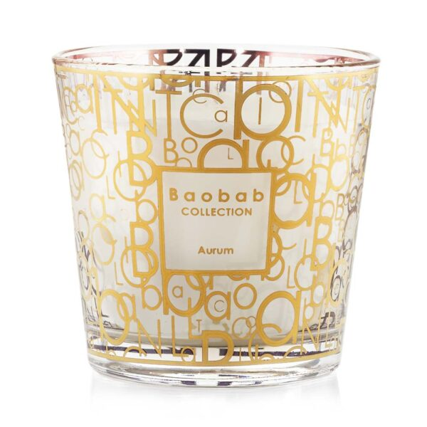 My first baobab Aurum candle by Baobab collection