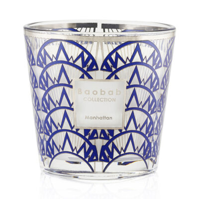 My first baobab Manhattan candle by Baobab collection