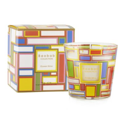 My first baobab Ocean Drive candle by Baobab collection