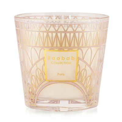 My first baobab Paris candle by Baobab collection