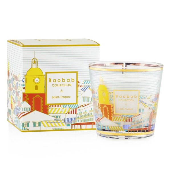 My first baobab Saint Tropez candle by Baobab collection