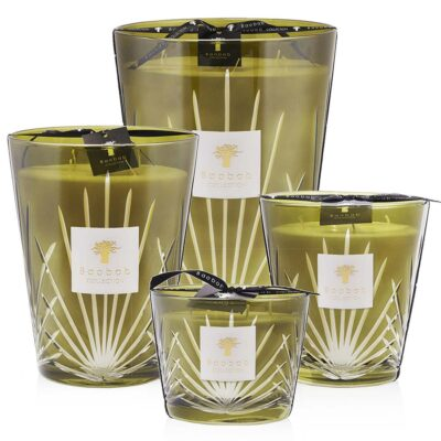 Palm Palm springs candle by baobab collection