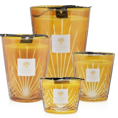 Palm Palma candle by baobab collection