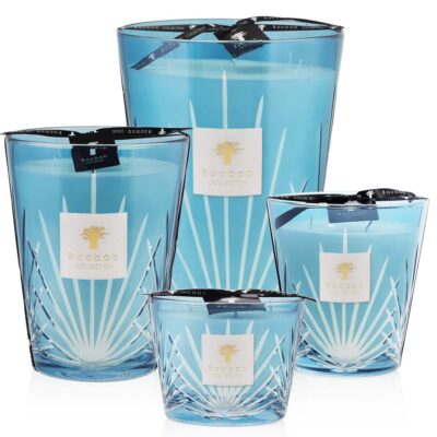 Palm West Palm candle by baobab collection