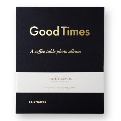 Photo Album good times by Printworks