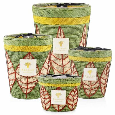 Ravintsara Ravina candle by Baobab Collection