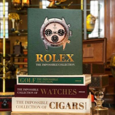 Rolex the impossible collection by Assouline