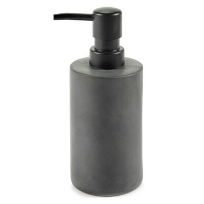 Soap dispenser grey Cose designed by Bertrand Lejoly Serax