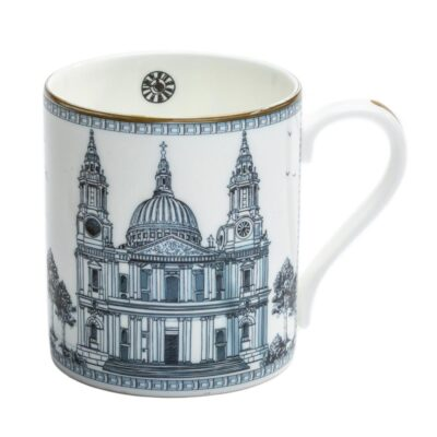 St Pauls cathedral mug by Halcyon Days