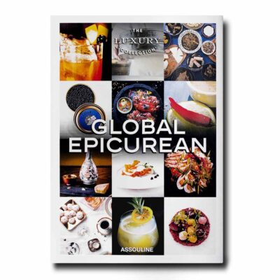The Luxury collection global epicurean by Assouline
