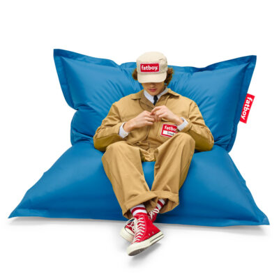 The original petrol beanbag by Fatboy