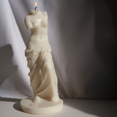 Venus candle by Sainte