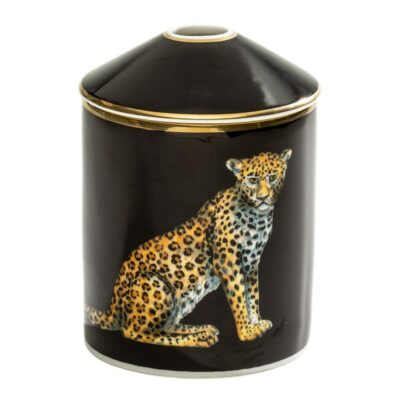 leopard diffuser by Halcyon Days