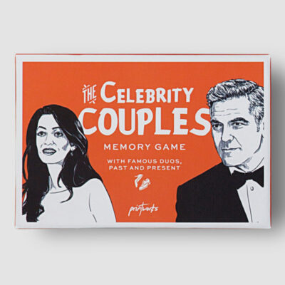 memory Games celebrity couples by Printworks