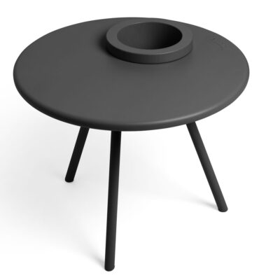 Bakkes side table anthracite by Fatboy