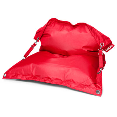 Buggle Up red outdoor beanbag by Fatboy