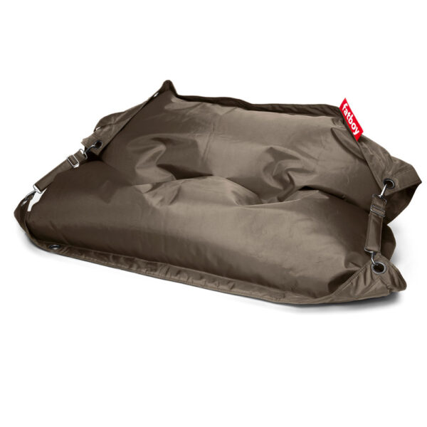 Buggle Up taupe outdoor beanbag by Fatboy