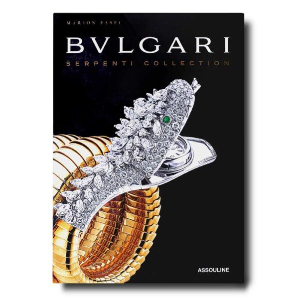 Bulgari serpenti collection by Assouline