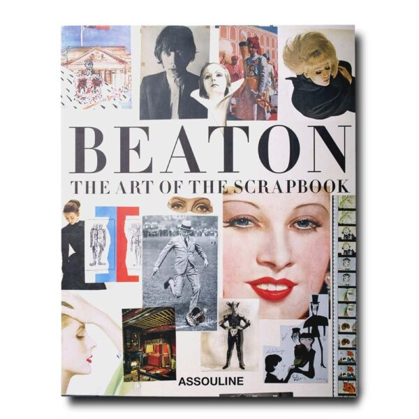 Cecile Beaton the art of the scrapbook by Assouline