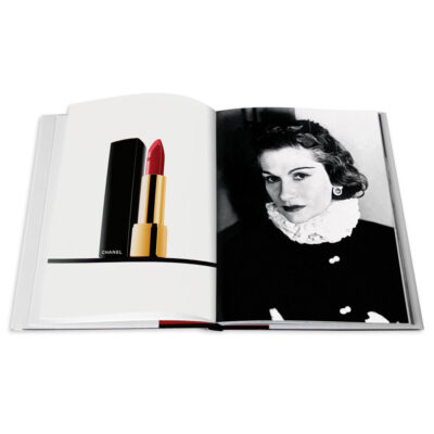 Chanel 3 book slipcase by Assouline